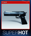 SUPERHOT Card 3