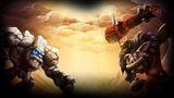 CastleStorm Background Golem vs Troll