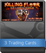 Killing Floor (Halloween Horror Event 2014) Booster Pack