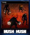Hush Hush - Unlimited Survival Horror Card 02