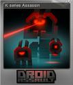 Droid Assault Foil 5
