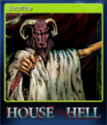 House of Hell Card 4