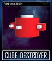 Cube Destroyer Card 5