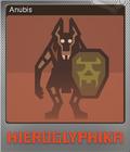 Hieroglyphika Foil 01