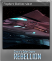 Sins of a Solar Empire Rebellion Foil 13