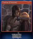 Thorne - Death Merchants Card 1