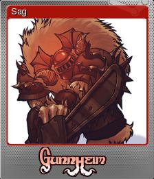 Gunnheim Foil 5