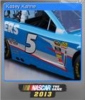 NASCAR the Game 2013 Foil 2