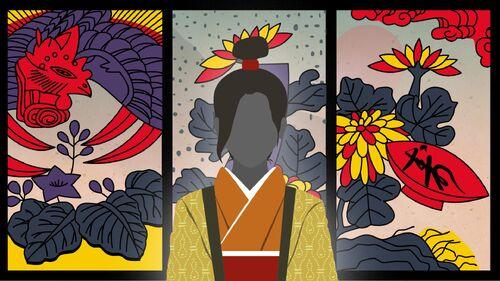 Koi-Koi Japan Artwork 9