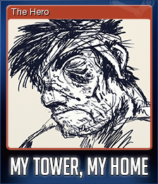My Tower, My Home Card 1