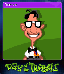 Day of the Tentacle Remastered Card 3