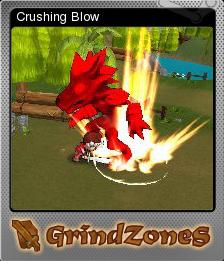 Grind Zones Foil 3