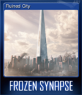 Frozen Synapse Card 8