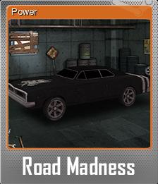 Road Madness Foil 5