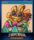 Deponia Doomsday Card 4