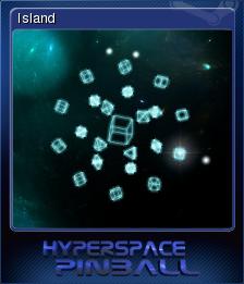 Hyperspace Pinball Card 2