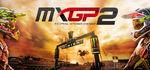 MXGP2 - The Official Motocross Videogame Logo