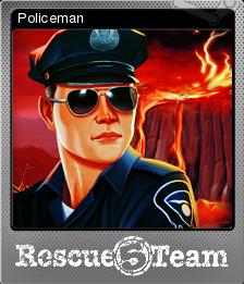 Rescue Team 5 Foil 1