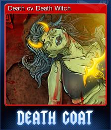 Death Goat Card 6