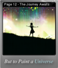 But to Paint a Universe Foil 05