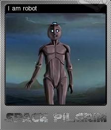Space Pilgrim Episode I Alpha Centauri Foil 5