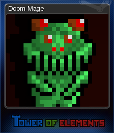 The Tower Of Elements Card 7