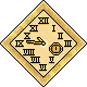Tic-Toc-Tower Badge 5