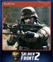 Soldier Front 2 Card 2
