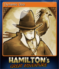 Hamilton's Great Adventure Card 7