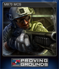 America's Army Proving Grounds Card 4
