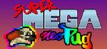 Super Mega Neo Pug Logo