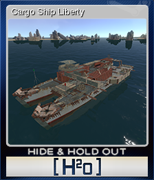 Hide & Hold Out - H2o Card 6