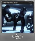 Hooligan Fighters Foil 7
