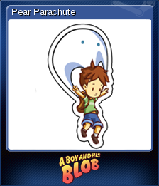 A Boy and His Blob Card 07
