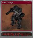 Ares Omega Foil 1