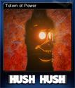Hush Hush - Unlimited Survival Horror Card 08