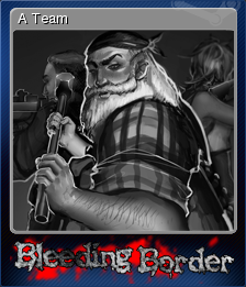 Bleeding Border Card 4