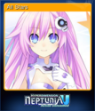 Hyperdimension Neptunia U Action Unleashed Card 4
