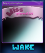 Wake Card 06