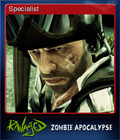 Ravaged Zombie Apocalypse Card 3