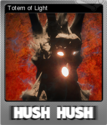 Hush Hush - Unlimited Survival Horror Foil 07