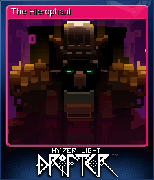 Hyper Light Drifter Card 2