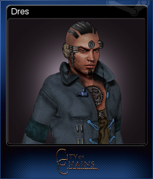 City of Chains Card 2