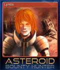 Asteroid Bounty Hunter Card 6
