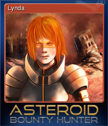 Asteroid Bounty Hunter Card 6