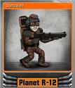 Planet R-12 Foil 4