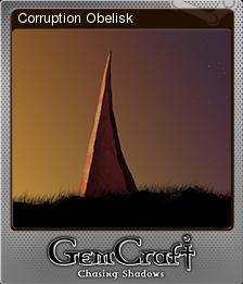 GemCraft - Chasing Shadows Foil 4