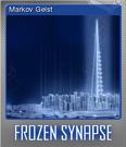 Frozen Synapse Foil 1