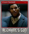 Alekhine's Gun Foil 7