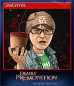 Deadly Premonition Directors Cut Card 9